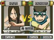Hanabi Konohamaru - Ultimate Ninja 3