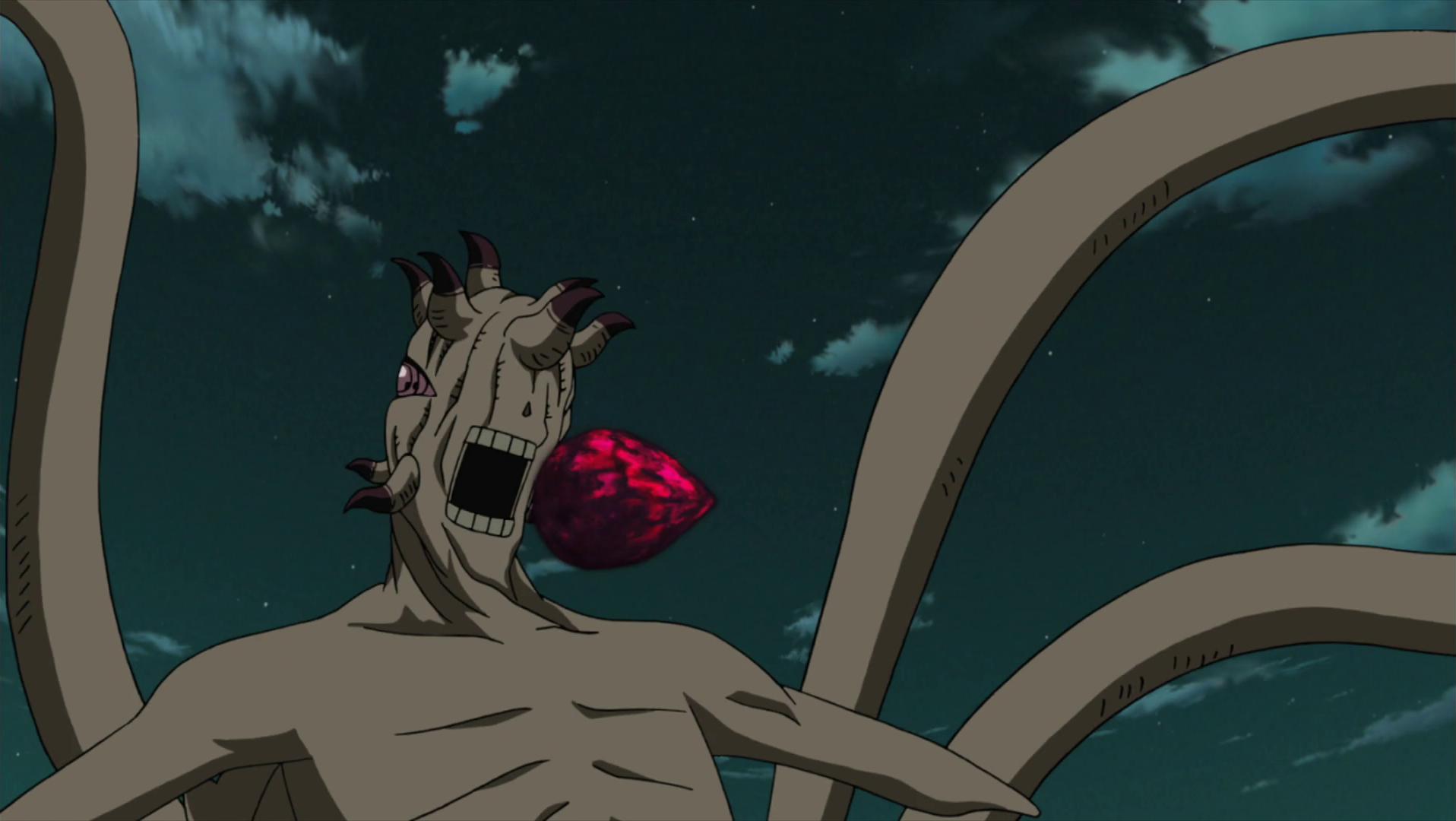 Tailed Beast Ball (Ten Tails) | Naruto Fanon Wiki | FANDOM powered ...