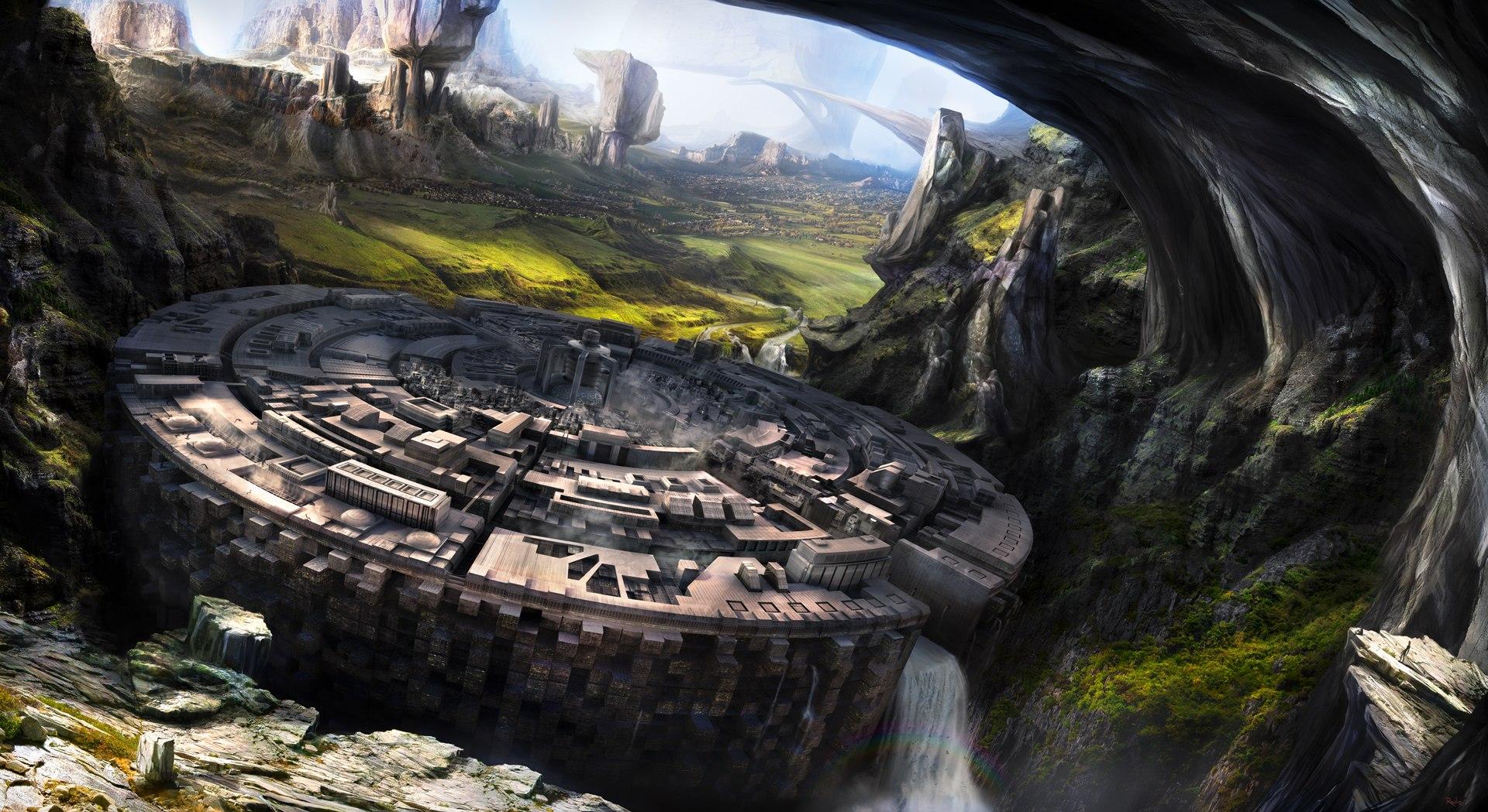 Image - 3D-Landscape-Wallpaper-1920x1049.jpg | Naruto Fanon Wiki ...