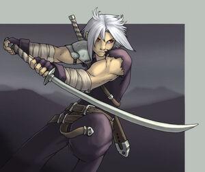 The blade of Sarrus by kilara