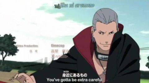 "Naruto Shippuden Opening 4 ""Closer"" by Inoue Joe 井上ジョー"