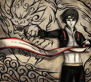 Sai The Artist by Ninjatic