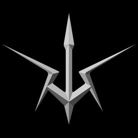 Peace requiem Knights emblem svg