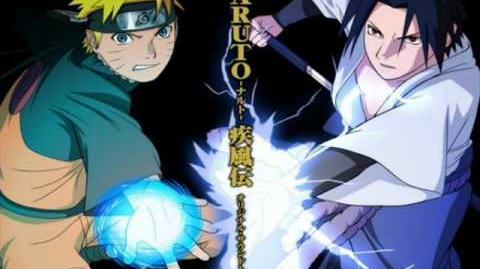 Naruto Shippuden OST 2 - Track 04 - Saika ( Colorfull Mist )