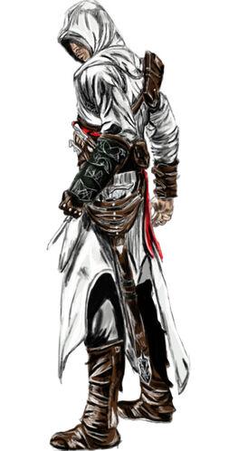 Altair ibn la ahad by kidtony6-d5sayju