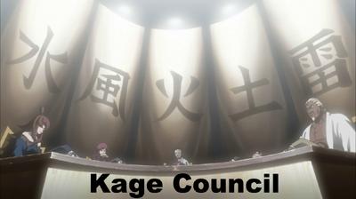 Kage Council