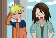 Kazumi and Naruto