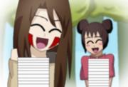 Kazumi and Tenten