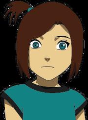 Harumi akina tomboy child