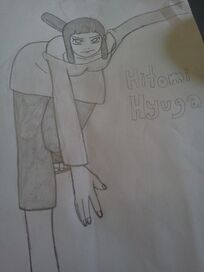 Hitomi hyuga by i am your prince-d3f0cs4