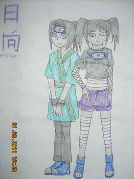 Hiyori and hayate by rouellene-d4uh14u