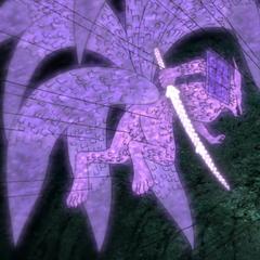 Saskeov veličanstveni Susano mač