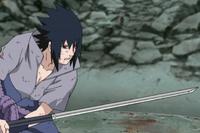 Kusanagi no Tsurugi de Sasuke
