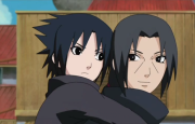 180px-Itachi and Sasuke young
