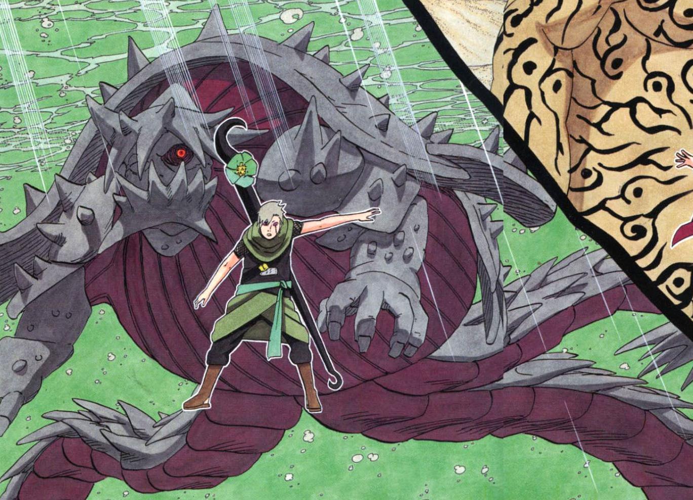 Isobu | Naruto Profile Wiki | FANDOM powered by Wikia