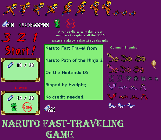 NarutoFastTravel