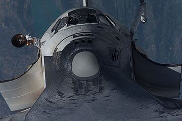 Space Shuttle DiscoveryTPS