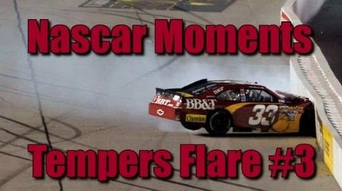 Nascar Moments Tempers Flare 3