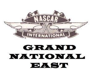 Grand National East Logo