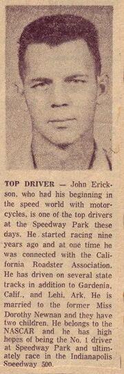 John Erickson-BIO-1957