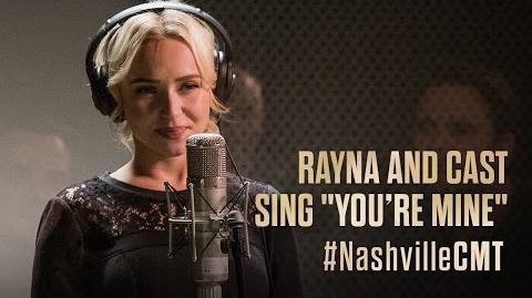 """NASHVILLE on CMT Rayna and the Cast Sing """"You're Mine"""""""
