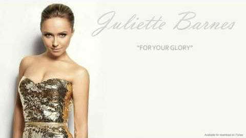 Juliette Barnes - For Your Glory