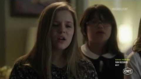 "Daphne Conrad ""To Make You Feel My Love"" Nashville Season 5"