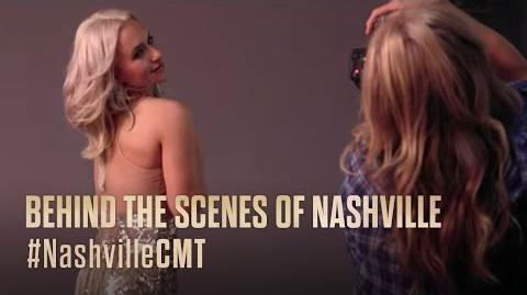 NASHVILLE Behind-The-Scenes of the Cast Photoshoot