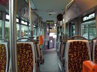 Lovian bus interior