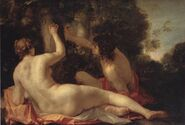Jacques Blanchard 1630 XX Angelica and Medoro