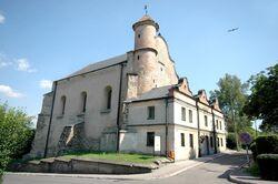 Canterbury synagogue