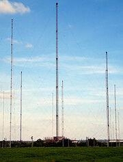 LTV radio towers