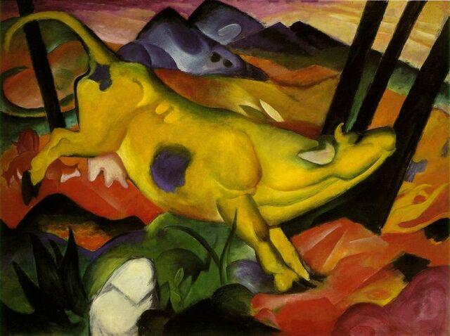 File:Die gelbe Kuh.jpg