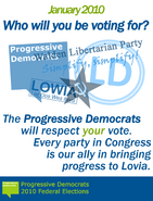 PD Campaign poster 2