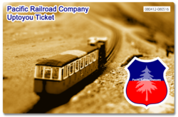 PRC Uptoyou Ticket