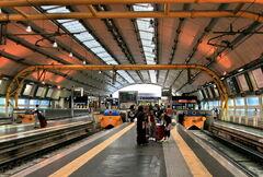 NCIA Railway Station
