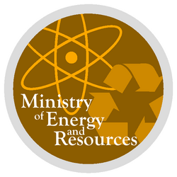 Ministry of Energy and Resources Logo