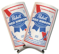 Pabst Red Ribbon Ticket