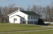 Amish church