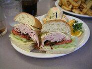 Mandarin Sandwich