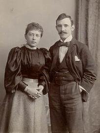 Mr and mrs morgan