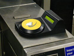 Ticket gate