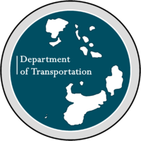 Seal of the Department of Transportation