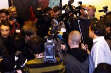 Media attention Latin trial