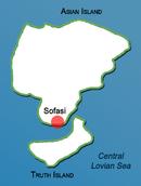 Asian Island Map 1