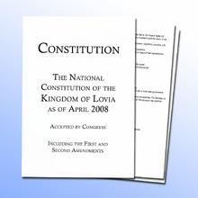 Constitution April 2008