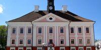 Train Village Town Hall