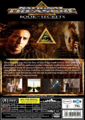File:NATIONAL TREASURE 2 Book of Secrets.jpg