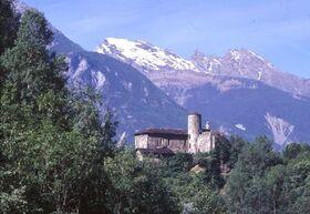 Aosta-castello