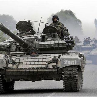 A Porschestani Army tank, manufactured by AntiTek.